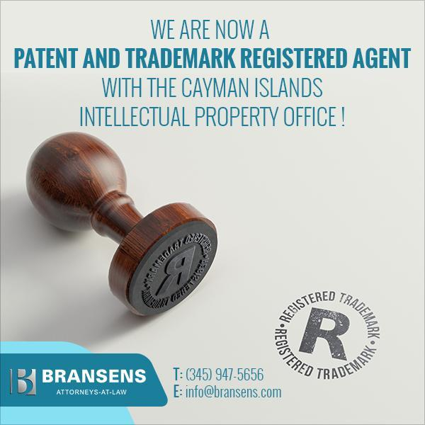patent and trademark ragistered agent